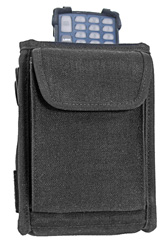 Motorola MC9000G Holster with waist pad - front view