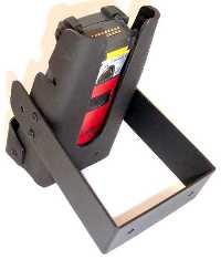 Motorola MC9000/MC9090 Series Kydex Holster with Metal Bracket