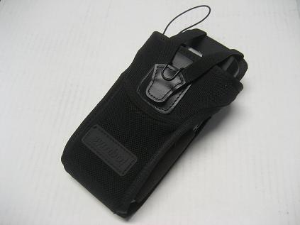 MC55 in an MC3000 series holster