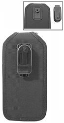 Motorola MC70/MC75 nylon holster (rear view)