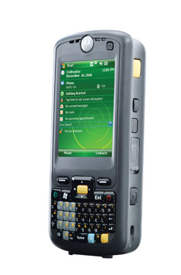 Motorola FR68 mobile computer