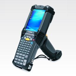 Motorola MC9090 gun laser scanner or 2D imager