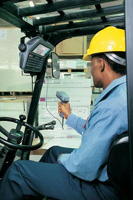 The Motorola LS3408-ER (Extended Range) hand held barcode scanner offers excellent scanning distance on large barcodes
