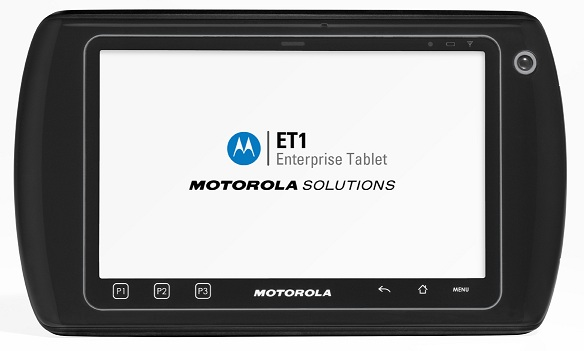 Motorola ET1 Enterprise Tablet