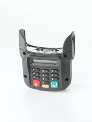 Motorola MC70/MC75 snap on mobile payment module helps bust queues and improve customer service