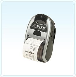 Zebra MZ 220 Mobile Receipt Printer