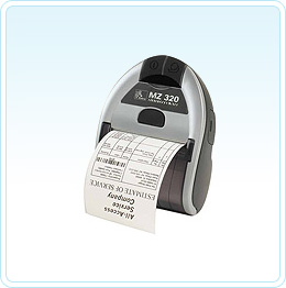 Zebra MZ 320 Mobile Receipt Printer