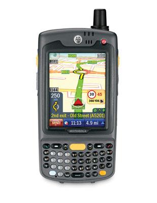 Motorola MC70