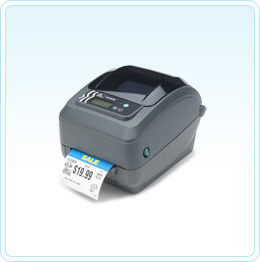 Zebra GX430t label printer