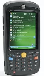 Motorola MC55 with Windows Mobile 6.1
