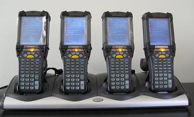 rf scanning