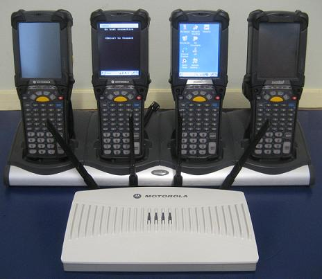Motorola MC9090 gun mobile computers - we have about 20 units in stock