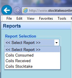 STS Wire Coil reports
