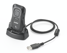 Motorola CS3000 in a USB Cradle