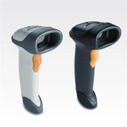 Motorola LS2208 hand held scanner. Comes with a hands free flexible stand