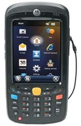 Motorola MC55 with Windows Mobile 6.5